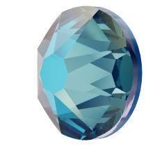 Swarovski Crystal Flatback No Hotfix 2088 SS 30 (6.41 mm) Crystal Royal Blue DeLite-288 pcs.