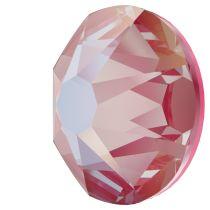 Swarovski Crystal Flatback No Hotfix 2088 SS 30 (6.41 mm) Crystal Lotus Pink DeLite-288 pcs.