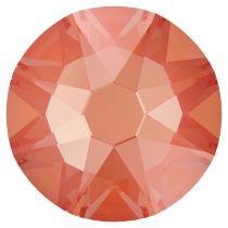 Swarovski Crystal Flatback No Hotfix 2088 SS 30 (6.41 mm) Crystal Orange Glow DeLite-288 pcs.