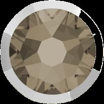 Swarovski Crystal Flatback No Hotfix 2088 I Rimmed Flat Back SS-16  Greige Light Chrome (F) -  1440 Pcs