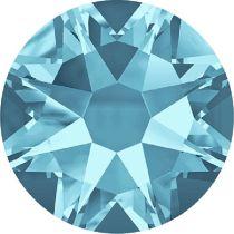 Swarovski Crystal Flatback No Hotfix 2088 SS 14 (3.45 mm)AQUAMARINE F-1440 Pcs.