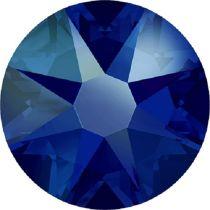Swarovski Crystal Flatback No Hotfix 2088 SS-12 ( 3.10mm) - Cobalt Shimmer (F)-  1440 Pcs