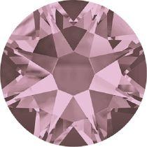 Swarovski Crystal Flatback No Hotfix 2088 SS-34 ( 7.17mm) - Crystal Antique Pink (F) - 144 Pcs