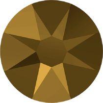 Swarovski Crystal Flatback No Hotfix 2088 SS-34 ( 7.17mm) - Crystal Dorado (F) - 144 Pcs