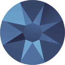 Swarovski Crystal Flatback No Hotfix 2088 SS-34 ( 7.17mm) - Crystal Metallic Blue (F) - 144 Pcs