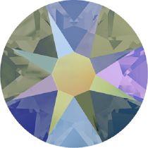 Swarovski Crystal Flatback No Hotfix 2088 SS-34 ( 7.17mm) - ᅠCrystal Paradise Shine (F) - 144 Pcs