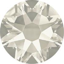 Swarovski Crystal Flatback No Hotfix 2088 SS-34 ( 7.17mm) - Crystal Silver Shade (F) - 144 Pcs