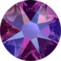 Swarovski Crystal Flatback No Hotfix 2088 SS-12 ( 3.10mm) -Fuchsia Shimmer (F)-  1440 Pcs