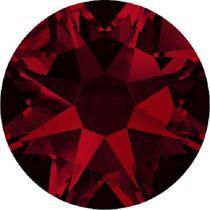 Swarovski Crystal Flatback No Hotfix 2088 SS-12 ( 3.10mm) - Indian Siam (F)-  1440 Pcs