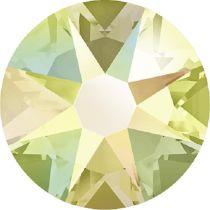 Swarovski Crystal Flatback No Hotfix 2088 SS-12 ( 3.10mm) -ᅠJonquil AB (F)-  1440 Pcs