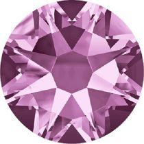 Swarovski Crystal Flatback No Hotfix 2088 SS-12 ( 3.10mm) - ᅠLight Amethyst (F)-  1440 Pcs