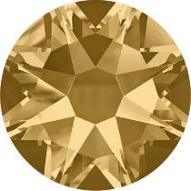 Swarovski Crystal Flatback No Hotfix 2088 SS 14 (3.45 mm) LIGHT COLORADO TOPAZ F -1440 pcs.