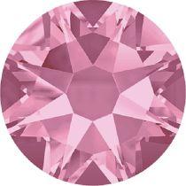 Swarovski Crystal Flatback No Hotfix 2088 SS-34 ( 7.17mm) - ᅠLight Rose (F) - 144 Pcs