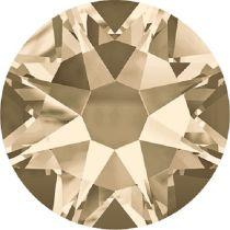 Swarovski Crystal Flatback No Hotfix 2088 SS-34 ( 7.17mm) - ᅠLight Silk (F) - 144 Pcs
