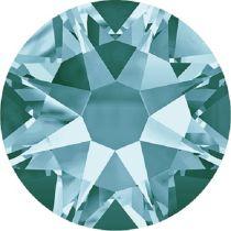 Swarovski Crystal Flatback No Hotfix 2088 SS-34 ( 7.17mm) - ᅠLight Turquoise (F) - 144 Pcs