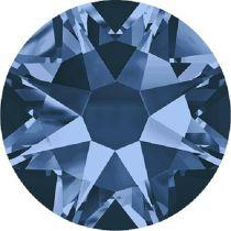 Swarovski Crystal Flatback No Hotfix 2088 SS-34 ( 7.17mm) - ᅠMontana (F) - 144 Pcs