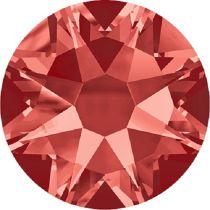 Swarovski Crystal Flatback No Hotfix 2088 SS-34 ( 7.17mm) - Padparadscha (F) - 144 Pcs
