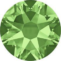 Swarovski Crystal Flatback No Hotfix 2088 SS-34 ( 7.17mm) - Peridot (F) - 144 Pcs