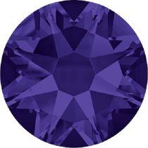 Swarovski Crystal Flatback No Hotfix 2088 SS-34 ( 7.17mm) - Purple Velvet (F) - 144 Pcs