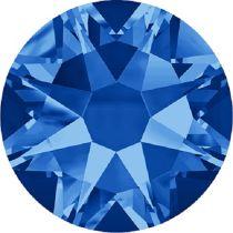 Swarovski Crystal Flatback No Hotfix 2088 SS-34 ( 7.17mm) - Sapphire (F) - 144 Pcs