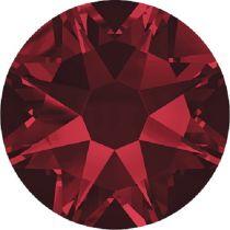 Swarovski Crystal Flatback No Hotfix 2088 SS-34 ( 7.17mm) - Siam (F) - 144 Pcs