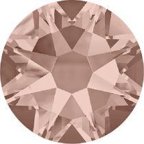 Swarovski Crystal Flatback No Hotfix 2088 SS-34 ( 7.17mm) - ᅠVintage Rose (F) - 144 Pcs