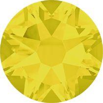 Swarovski Crystal Flatback No Hotfix 2088 SS-34 ( 7.17mm) - Yellow Opal (F) - 144 Pcs