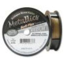 Soft Flex Beading Wire - Medium -Antique Brass Metallics