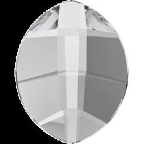 Swarovski Crystal Flatback No Hotfix 2204 Pure Leaf Flat Back (10.00x8.00mm) - Crystal (F) -  144 Pcs