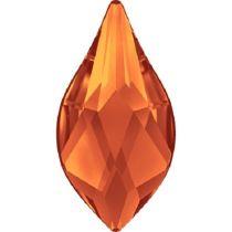 Swarovski Crystal Flatback Flame 2205- 7.5mm- Fireopal- 288 Pcs.
