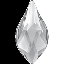Swarovski Crystal Flatback No Hotfix 2205 Flame Flat Back (10 mm) - Crystal (F) -  144 Pcs