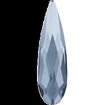 Swarovski Crystal Flatback No Hotfix 2304 Raindrop Flat Back (10.00x2.80mm) - Crystal Blue Shade (F) - 180 Pcs