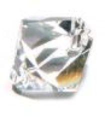 Swarovski Bicone (6301) Pendants -6MM Crystal