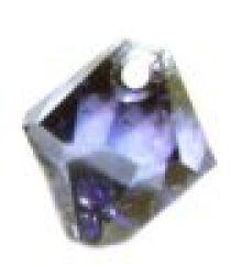 Swarovski Bicone (6301) Pendants -6MM Tanzanite