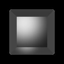 Swarovski Crystal Flat Back No Hotfix 2402 Base Flat Back (6 mm) - Jet Hematite (F) - 144 Pcs