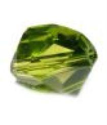 Swarovski Polygon (5203)Bead - 12mm Olivine