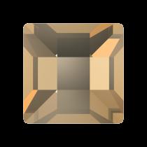 Swarovski Crystal Flat Back No Hotfix 2403 Pyramid Flat Back (4 mm) - Crystal Golden Shadow  (F) - 720 Pcs