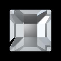 Swarovski Crystal Flat Back No Hotfix 2403 Pyramid Flat Back (10 mm) - Crystal (F) - 72 Pcs