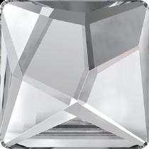 Swarovski Crystal Flat Back No Hotfix 2420 Asymmetric Square Flat Back (25 mm) - Crystal (F) - 32 Pcs