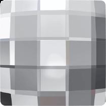 Swarovski Crystal Flat Back Hotfix 2493 Chessboard Flat Back (10 mm) - Crystal (F) - 144 Pcs