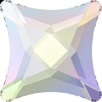 Swarovski Crystal Flat Back No Hotfix 2494 Starlet Flat Back (6 mm) - Crystal Aurore Boreale (F) - 220 Pcs