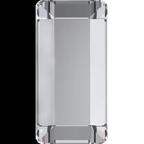 Swarovski Crystal Flat Back Hotfix 2510 Baguette Flat Back (5.00x2.50mm)- Crystal (F) - 720 Pcs