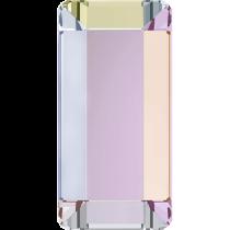 Swarovski Crystal Flat Back Hotfix 2510 Baguette Flat Back (5.00x2.50mm) - Crystal Aurore Boreale (F) - 720 Pcs