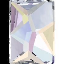 Swarovski Crystal Flat Back No Hotfix 2520 Cosmic Flat Back (14.00x10.00mm) - Crystal Aurore Boreale (F) - 144 Pcs