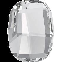 Swarovski Crystal Flat Back No Hotfix 2585 Graphic Flat Back (10 mm) - Crystal (F) - 288 Pcs