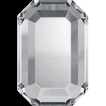 Swarovski Crystal Flatback Hotfix 2610 Rectangle Flat Back(6.00x4.00mm) - Crystal (F) - 360 Pcs
