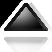 Swarovski Crystal Flatback Hotfix 2711 I Rimmed Flat Back (6mm)  Jet Light Chrome (F) -  360 Pcs