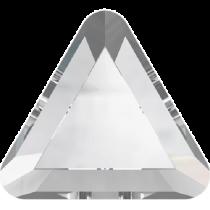Swarovski Crystal Flat Back Hotfix 2711 Triangle Flat Back (6mm) - Crystal (F) - 360 Pcs