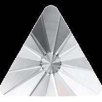 Swarovski Crystal Flat Back Hotfix 2716 Rivoli Triangle Flat Back (5 mm) - Crystal (F) -720 Pcs
