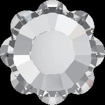 Swarovski Crystal Flat Back Hotfix 2728 Marguerite Flat Back SS-16 ( 3.90mm) - Crystal (F) -1440 Pcs